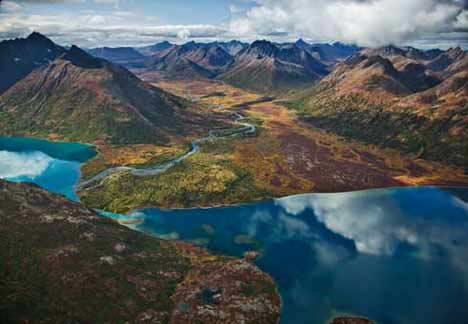 Chikaminuk Lake | Photo via NRDC